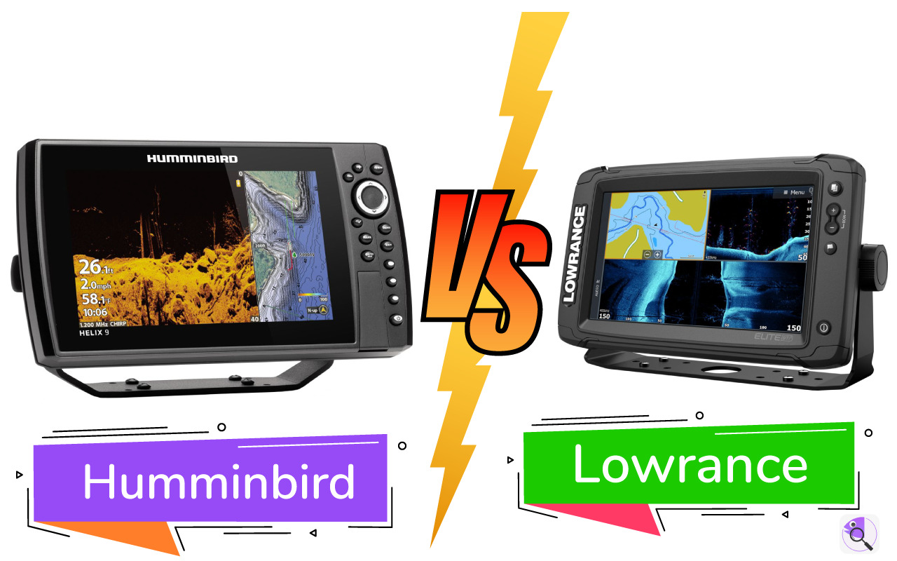 Humminbird vs Lowrance