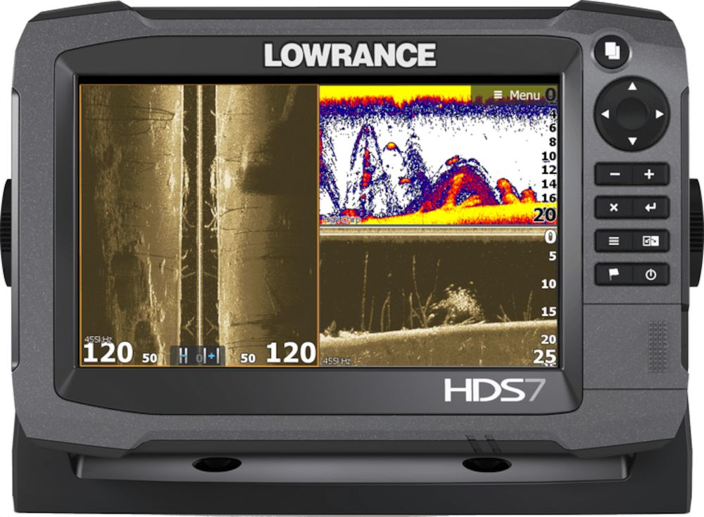 Lowrance HDS 7 Gen 3 Display