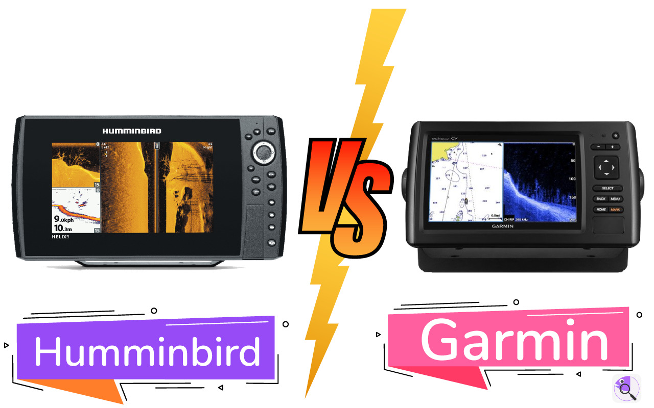 Humminbird vs Garmin