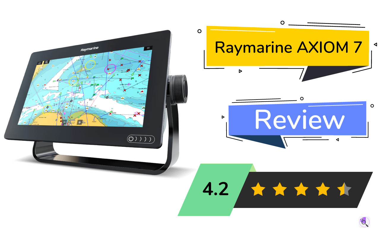 Raymarine AXIOM 7 Review