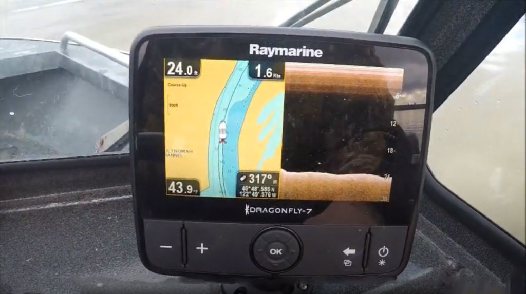 Raymarine Dragonfly 7 Pro Display