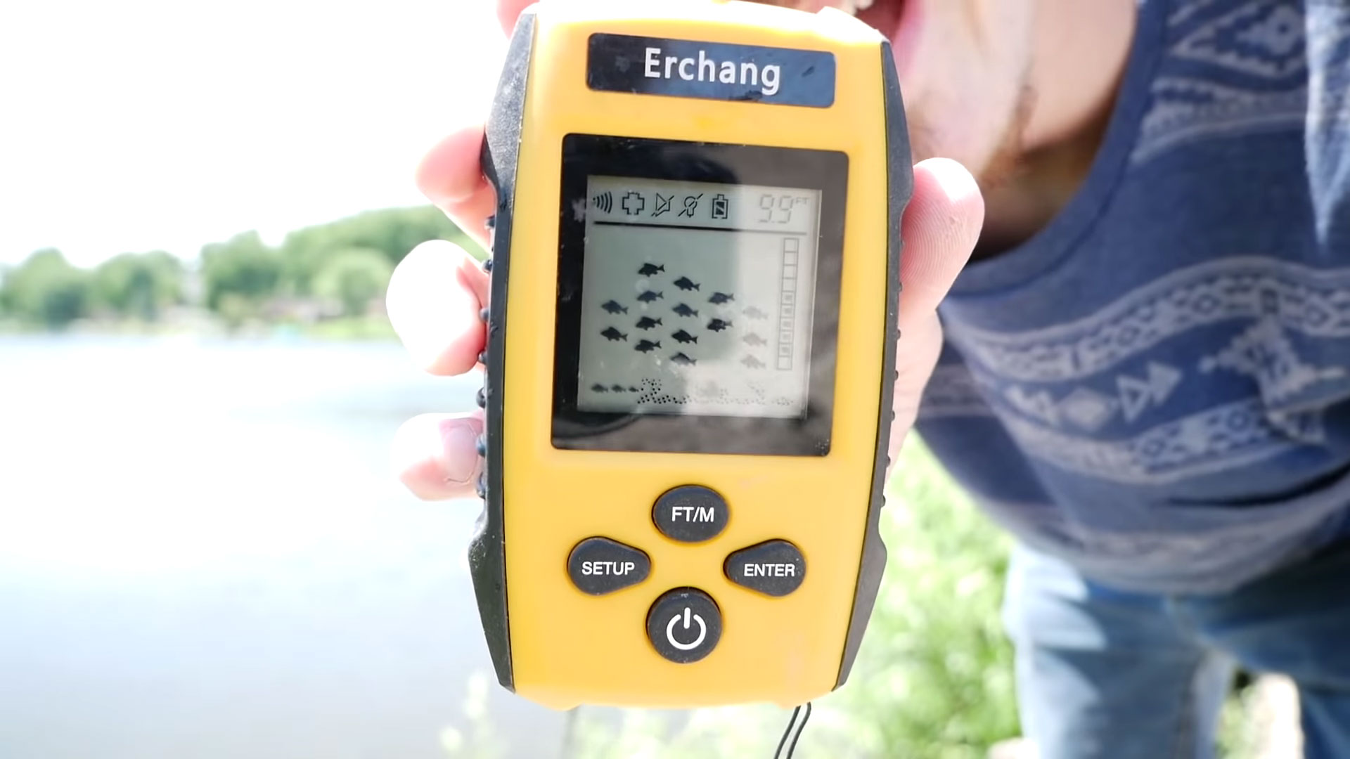 Best Cheap Fish Finder