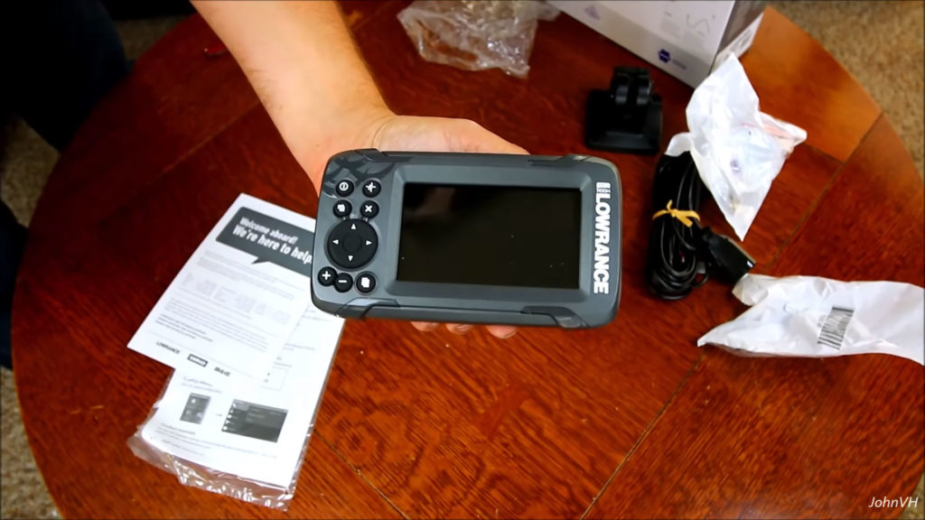Lowrance-HOOK2-4X Hands On