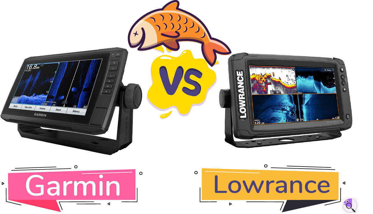 Garmin Vs Lowrance