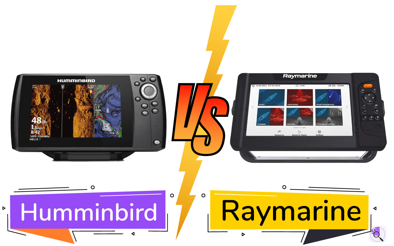 Humminbird Vs Raymarine
