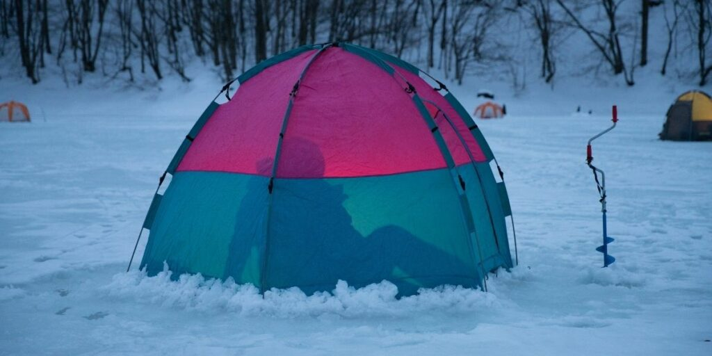 best ice fishing tent
