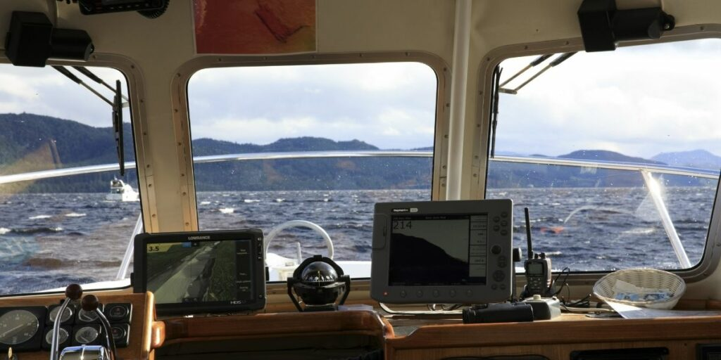best fish finder for a small boat