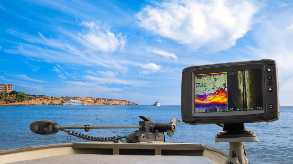 fish finder for shallow water