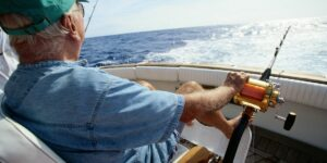 What is classed as deep sea fishing
