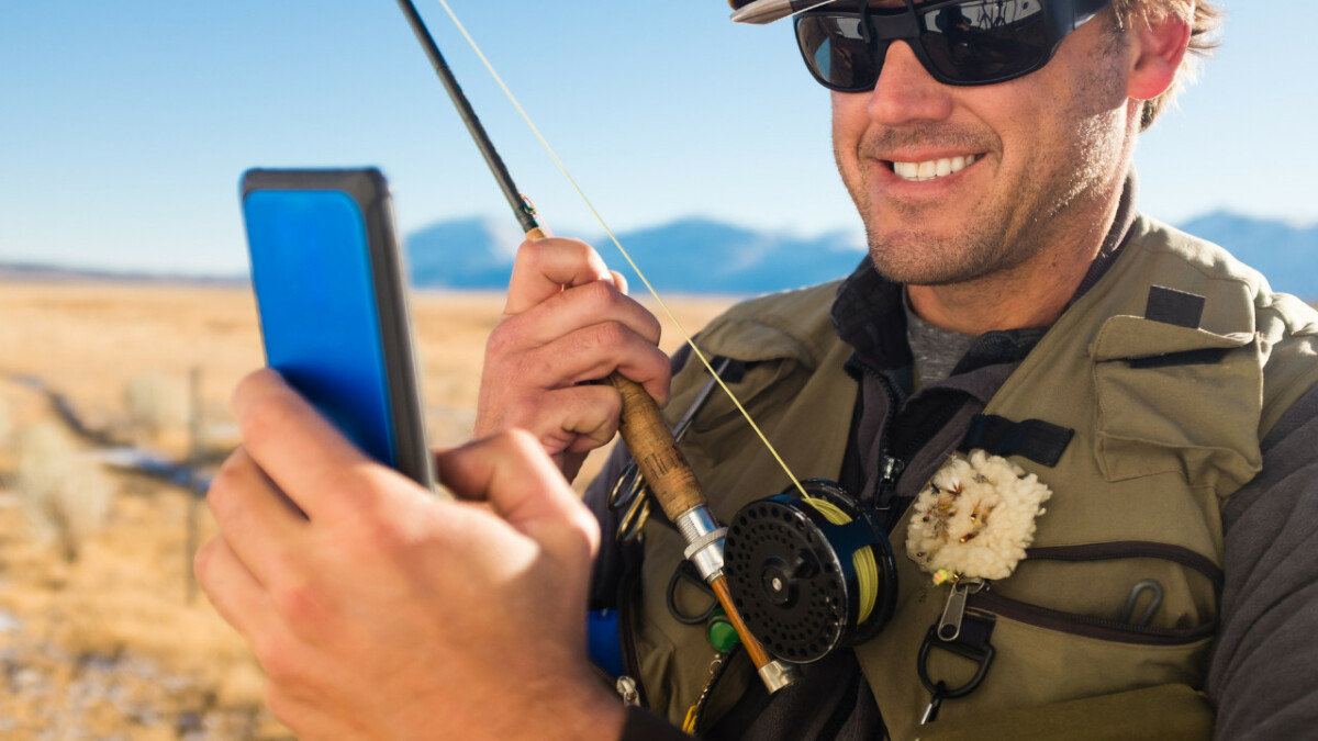 Wireless Fish Finders for Smartphone