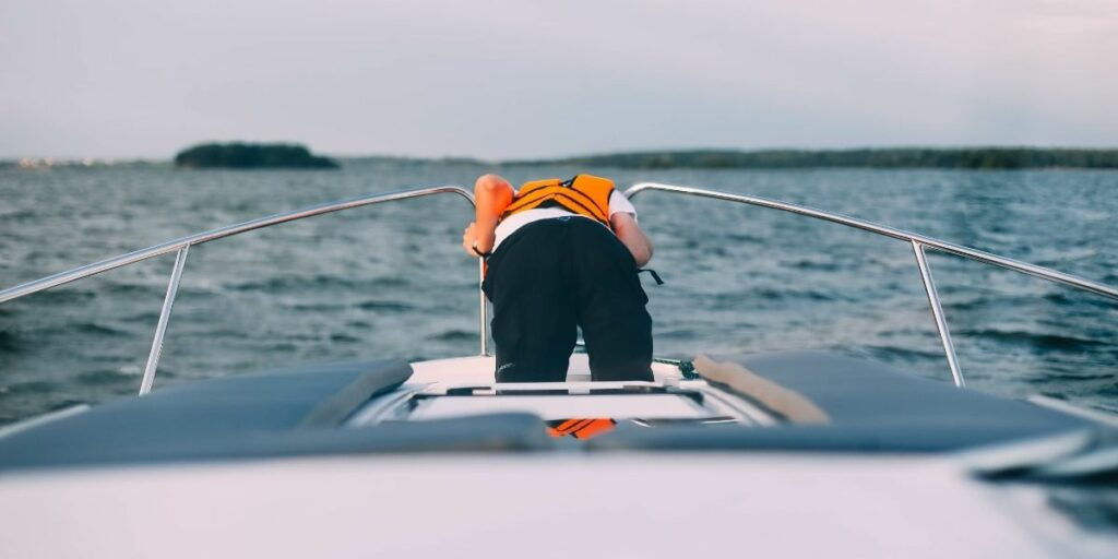how to stop sea sickness