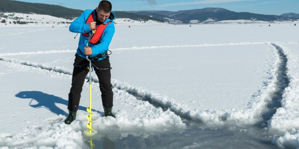 Best Hand Auger for Ice Fishing