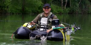 fish finder for inflatable boats