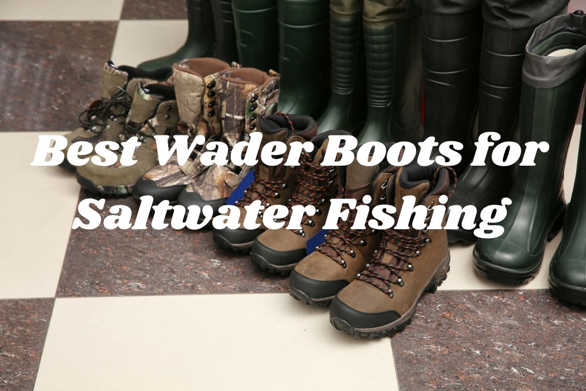 wader boots for fishing