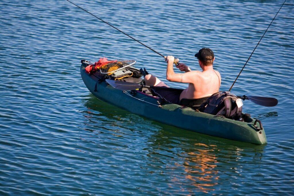 Fishing Kayaks for Big Guys