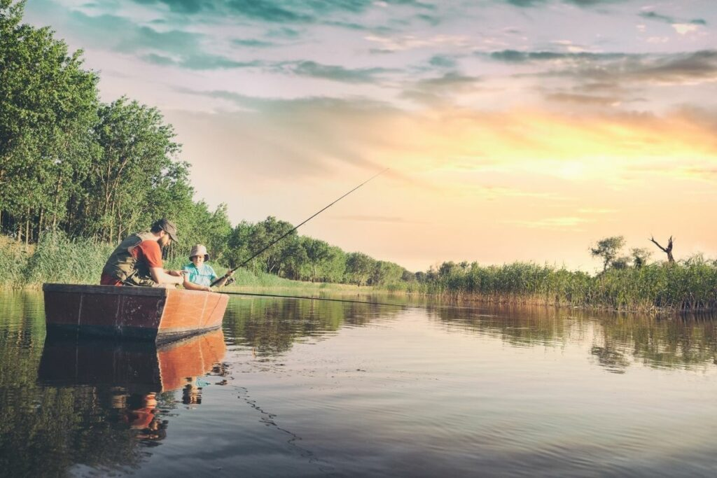 addicted to fishing